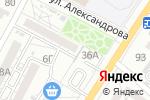 Схема проезда до компании Доктор в Астрахани