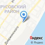 ЗАГС Трусовского района на карте Астрахани
