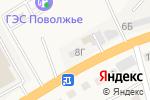 Схема проезда до компании Гермес в Солянке