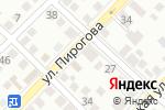 Схема проезда до компании Участковая ветеринарная лечебница Трусовского района в Астрахани