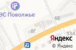 Схема проезда до компании Тулпар в Солянке