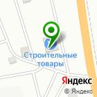 Местоположение компании Склад-магазин №1