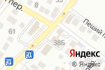 Схема проезда до компании Скорпион в Астрахани