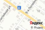 Схема проезда до компании Астра-ринг в Астрахани