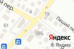Схема проезда до компании ВИМУТ в Астрахани