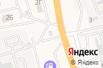 Схема проезда до компании Шиномонтажная мастерская в Солянке