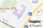 Схема проезда до компании Средняя общеобразовательная школа №74 им. Г. Тукая в Астрахани