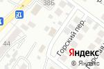 Схема проезда до компании Юнит в Астрахани