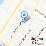Релакс на карте Астрахани