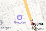 Схема проезда до компании Лукойл-Нижневолжскнефтепродукт в Солянке