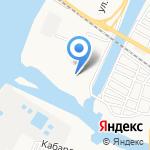 ЛУКОМ-А-Волгоград на карте Астрахани