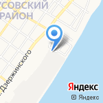 КВ-Сервис на карте Астрахани