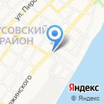 FIT & GYM на карте Астрахани
