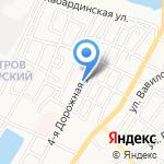 AstraSpec на карте Астрахани
