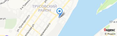 Savstone на карте Астрахани