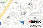 Схема проезда до компании Наш квартал в Астрахани