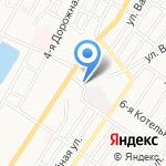 Наш квартал на карте Астрахани