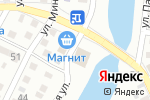 Схема проезда до компании Шиномонтажная мастерская в Астрахани