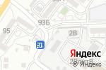 Схема проезда до компании Магазин по продаже фруктов и овощей в Астрахани
