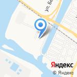 Лукойл-Информ на карте Астрахани