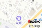 Схема проезда до компании Транс-Трейд Логистик в Астрахани