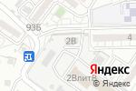Схема проезда до компании Профессиональные технологии в Астрахани