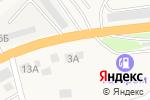 Схема проезда до компании ЭкономГаз в Пригородном