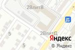 Схема проезда до компании Star Sky в Астрахани