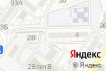 Схема проезда до компании Почтовое отделение №51 в Астрахани