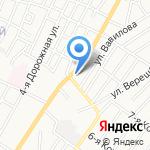AHISCA на карте Астрахани