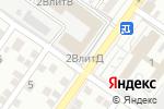 Схема проезда до компании Мушкет в Астрахани