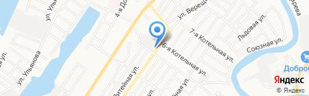 Star Sky на карте Астрахани