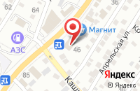 Схема проезда до компании СТАНКОТЕХ-ГРУПП в Астрахани
