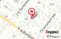 Схема проезда до компании Транспортно-экспедиторская фирма в Астрахани