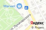 Схема проезда до компании Вигеро в Астрахани