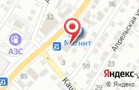 Схема проезда до компании КопиЯ в Астрахани