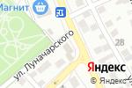 Схема проезда до компании Магазин цветов в Астрахани