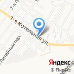 Фирма по ремонту АКПП и продаже контрактных автозапчастей на карте Астрахани