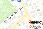 Схема проезда до компании Окна-Строй-Техмонтаж в Астрахани