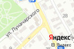 Схема проезда до компании Кега в Астрахани