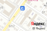 Схема проезда до компании Астраханский дом-интернат для престарелых и инвалидов в Астрахани