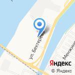 Южное межрегиональное территориальное управление на карте Астрахани