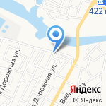 Мебельный салон на карте Астрахани