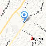 Управление Федеральной службы по ветеринарному и фитосанитарному надзору по Астраханской области на карте Астрахани