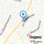 Нюанс на карте Астрахани