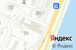 Схема проезда до компании ФИШ-ка в Астрахани