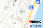 Схема проезда до компании ЭМИР-дент в Астрахани