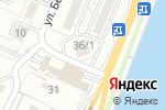 Схема проезда до компании Аттестация в Астрахани