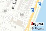 Схема проезда до компании Метролог в Астрахани