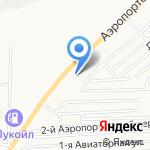 Авто-Престиж на карте Астрахани